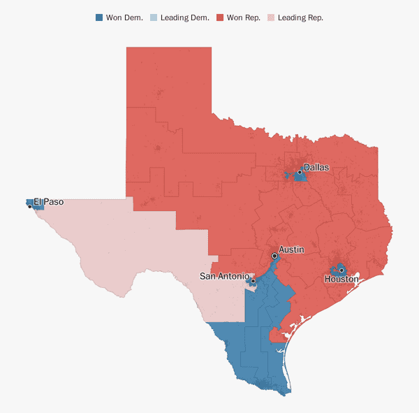 Texas election results 2018 - The Washington Post on kentucky us house of representatives, kentucky congressional districts by party, kentucky state representatives districts, kentucky municipality map, kentucky redistricting map for 2013, kentucky trails map, kentucky state number of representatives, kentucky senate map, kentucky republican district maps, kentucky longitude map, kentucky state house districts, kentucky area development districts, kentucky school districts, ibew districts map, kentucky state house of representatives,